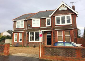 Thumbnail 1 bed flat to rent in Langton Road, Broadwater, Worthing