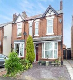Thumbnail 3 bed semi-detached house for sale in Crewe Green Avenue, Haslington, Crewe, Cheshire