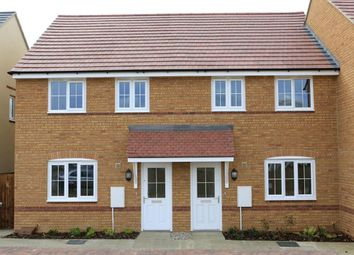 "Thumbnail 3 bed semi-detached house for sale in ""Finchley"" at Michaels Drive, Corby"