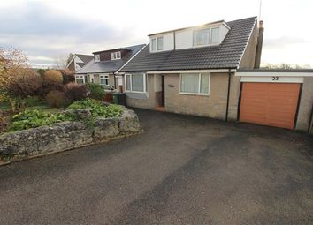 Thumbnail 3 bed bungalow for sale in Hazelmount Drive, Carnforth