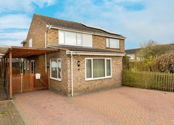 Thumbnail 3 bedroom semi-detached house for sale in The Mallards, St. Ives, Cambridgeshire