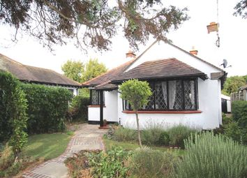 Thumbnail 2 bed detached bungalow for sale in Burlescoombe Close, Southend-On-Sea
