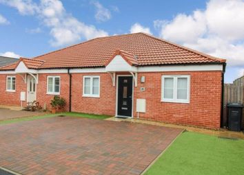 Thumbnail 2 bed semi-detached bungalow for sale in Hunton Road, Oulton, Lowestoft