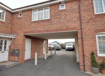 Thumbnail 1 bed flat for sale in Chestnut Drive, Eggborough, Goole