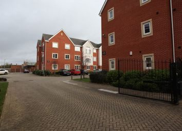 Thumbnail 2 bed flat for sale in Havelock Gardens, Hadrian Road, Leicester