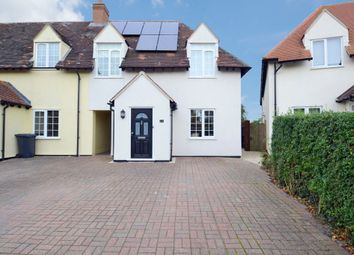 Thumbnail 3 bed end terrace house for sale in High Street, Acton, Sudbury