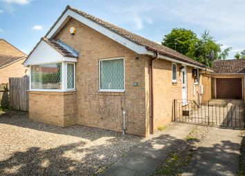Thumbnail 3 bed detached bungalow for sale in Bellhouse Way, York