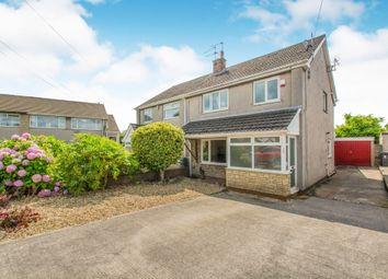 Thumbnail 3 bedroom semi-detached house for sale in Felin Fach, Whitchurch, Cardiff