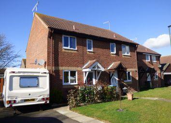 Thumbnail 3 bed semi-detached house to rent in Sheep Fold Avenue, Rustington, Littlehampton