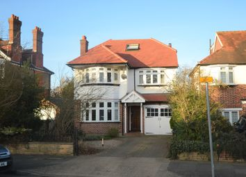 Thumbnail 5 bed detached house for sale in Southborough Road, Surbiton