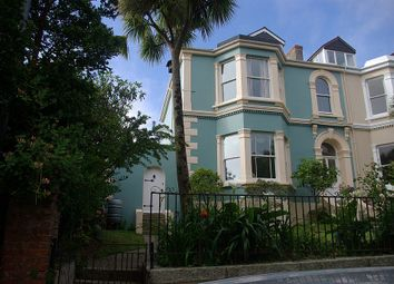 Thumbnail 6 bed end terrace house for sale in Park Terrace, Falmouth, Cornwall