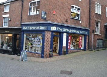 Thumbnail Retail premises to let in Dog Lane, Leek, Staffordshire