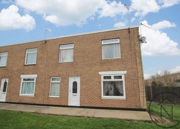 Thumbnail 3 bed end terrace house for sale in Silverdale Place, Newton Aycliffe