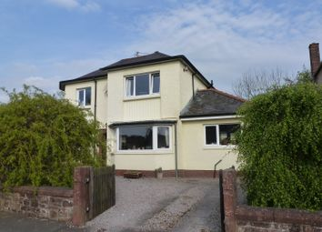 Thumbnail 3 bed semi-detached house for sale in Robison Drive, Dumfries