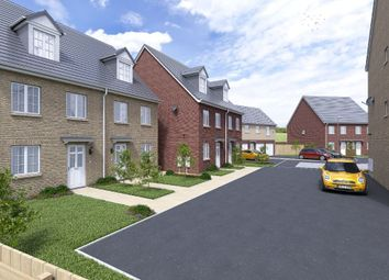 Thumbnail 3 bed semi-detached house for sale in Milfraen View, Brynmawr, Ebbw Vale