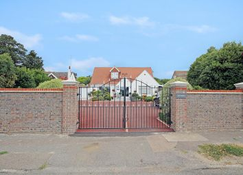 Thumbnail 5 bed detached house for sale in West Street, Sompting, Lancing