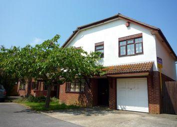 Thumbnail 4 bed detached house to rent in The Oakes, Stubbington, Fareham
