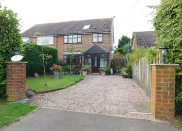 Thumbnail 4 bed semi-detached house for sale in High Street, Church Eaton, Stafford.