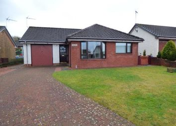 Thumbnail 2 bed detached bungalow for sale in Dryfe Park, Lockerbie, Dumfries And Galloway