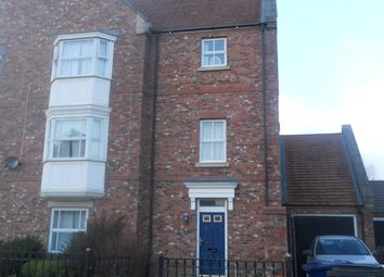 Thumbnail 5 bedroom terraced house for sale in Barmoor Drive, Great Park, Newcastle Upon Tyne