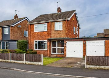 Thumbnail 3 bed detached house for sale in Weston Crescent, Long Eaton, Nottingham