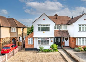 Thumbnail Semi-detached house for sale in Watford Road, Croxley Green, Rickmansworth