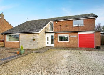 Thumbnail 4 bed detached house for sale in Welton Road, Nettleham