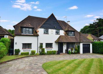 Chestnut Avenue, Rickmansworth, Hertfordshire WD3. 4 bed detached house