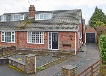 Thumbnail 3 bed semi-detached bungalow to rent in The Old Orchard, Fulford, York