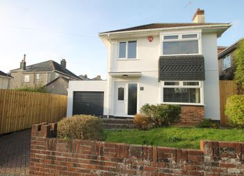 Thumbnail 3 bed detached house for sale in Brent Knoll Road, Plymouth