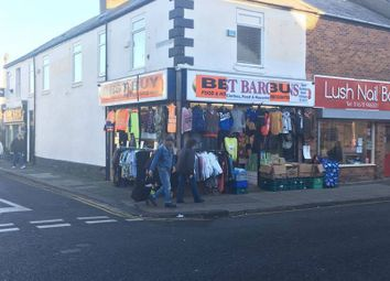 Thumbnail Commercial property for sale in Best Buy Discount Store, 30 Regent Street, Blyth