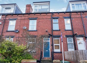 Thumbnail 2 bed terraced house for sale in Marian Grove, Leeds