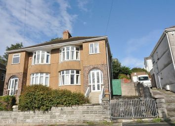 3 bed property for sale in Darwin Crescent, Laira, Plymouth PL3