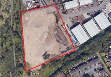 Thumbnail Land for sale in Land At Scotia Road Business Park, Tunstall, Stoke On Trent, Staffordshire