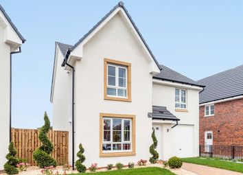 "Thumbnail 4 bedroom detached house for sale in ""Dunbar"" at Salters Road, Wallyford, Musselburgh"