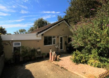Thumbnail 4 bed detached bungalow for sale in Bryn Rhedyn, Newborough