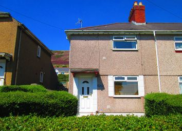 Thumbnail 2 bed end terrace house for sale in Danygraig Road, Port Tennant, Swansea