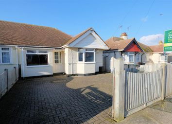Thumbnail 3 bed semi-detached bungalow for sale in Woodman Avenue, Whitstable