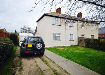 Thumbnail 2 bed semi-detached house for sale in Hall Lane, Sandon, Chelmsford, Essex