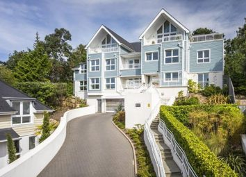 Thumbnail 2 bed flat for sale in Munster Road, Canford Cliffs, Poole