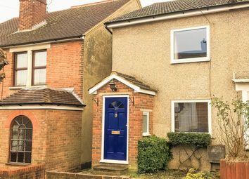 Thumbnail 2 bed semi-detached house for sale in Lavender Hill, Tonbridge