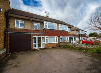 Thumbnail 5 bedroom semi-detached house to rent in Cozens Road, Ware
