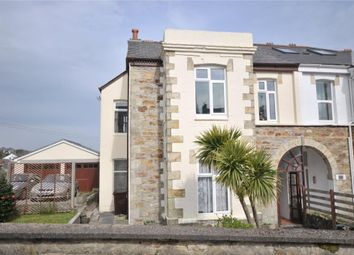 Thumbnail 5 bed semi-detached house for sale in Daniell Road, Truro