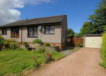 Thumbnail 2 bedroom bungalow for sale in 45, Maryknowe, Gauldry, Fife