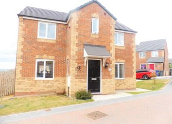 Thumbnail 4 bed detached house for sale in Kirker Close, Goldthorpe
