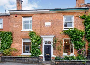 Thumbnail 4 bed terraced house for sale in Bull Street, Harborne, Birmingham