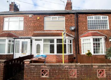 2 bed terraced house to rent in Graham Avenue, Hull HU4
