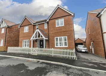 Thumbnail 4 bed detached house for sale in Chiltern Crescent, Fair Oak, Eastleigh, Hampshire