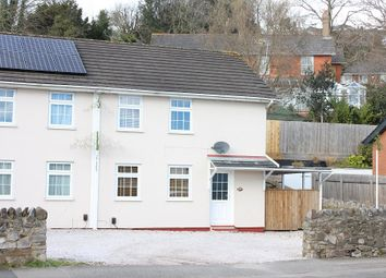 Thumbnail 3 bed semi-detached house for sale in Kingsteignton Road, Newton Abbot