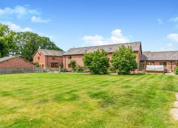 4 bed barn conversion for sale in Porch House Farm, Runcorn Road, Warrington, Cheshire WA4